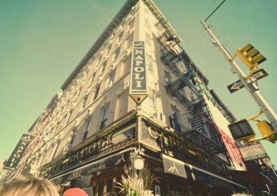 Caffe Napoli NYC